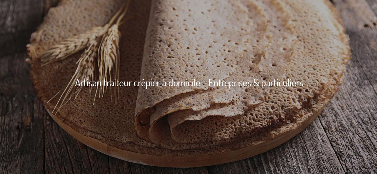 Crêpier en occitanie - Traiteur crêpier à domicile - Particuliers et entreprise